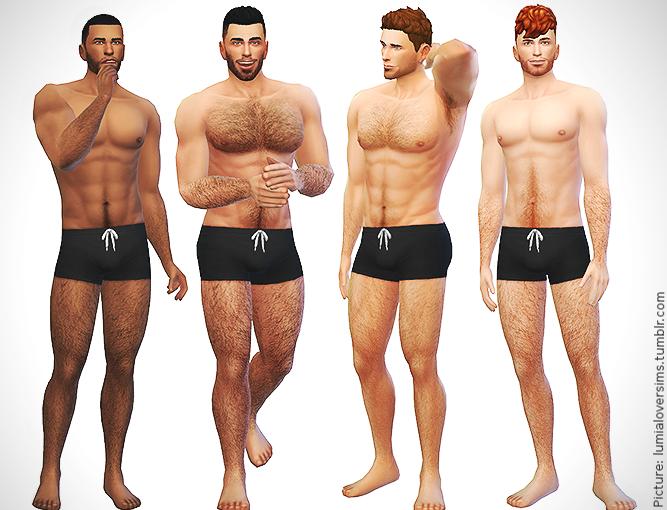 Gay Men and Body Hair
