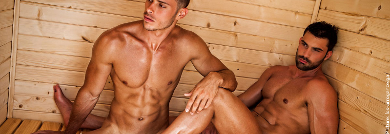 Some of the most beautiful gay saunas in the world
